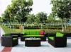 Outdoor furniture set resin wicker patio furniture