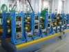 ZG165 straight seam and high frequency welded pipe mill line
