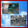 Deshelling and separating machine for nuts