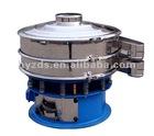 China high quality single deck circular vibratory sifter screen