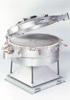Tumbler screening equipment for spices and herbs powders