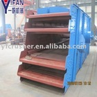 vibrating screen for stone production line
