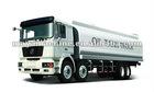 4x2 6x4 oil tanker truck