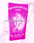 printed beach towels for promotion/beach towel cotton