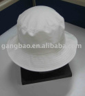 white color bucket hats