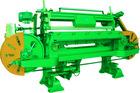 Rubber sheet splitting machine