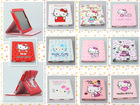 iPad 2 ipad 3 Magnetic PU Leather HelloKitty Case Smart Cover Stand Choose