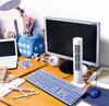 High quality mini usb desktop tower fan