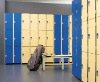 Athlete storage locker