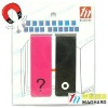 promotional gift items Magnetic bookmarks set of 6 Colour punctuation
