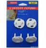 plastic safety electrical outlet cover