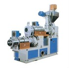 Two-stage reclaimed extruding& pelletizing unit