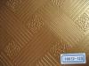 PVC wood grain decorative sheet(Mono color 90032-32S)