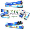 [DIA]luggage belt with custom logo&polyester luggage strap with lock