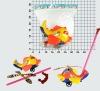 New Styles animal baby toy SM7-31002