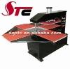 Full automatic four station heat transfer machine STC-QD03