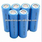 ICR18650 3.7v 2000mah lithium rechargeable battery