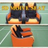 Good quality 5D movie seat