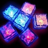 Lighting ice in water/ LED color changing light