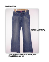 bamboo fashion jeans