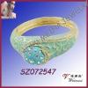 Popular Alloy Diamond Rhinestone Bangle