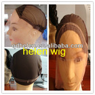 swiss lass front lace wig base cap making construction