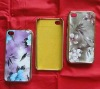 high quality fashion novelty mobile phone cover case for Iphone 4/4S
