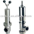 Relief valve(industrial valve,sanitary valve)