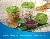 2012New Auto Vacuum Fresh Plastic Box
