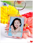 Hot 3D keychain 3D key chain key ring