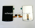 Factory price fast delivery LCD display touch screen digitizer assembly for blackberry parts repair paypal acceptable