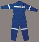 TC industrial water and oil repellent safety workwear