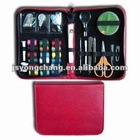 new style leather sewing bag