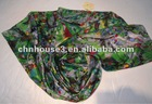 2012 Fresh arrival cheap printed chiffon long scarf