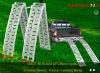 Aluminum ATV&motorcycle loading ramp