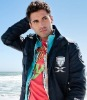 2012 men's fashion 100% cotton embroidery t-shirt