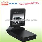 cool accident camera black box, 0.3 Mega Pixel Lens, 2.5 TFT Screen, AV-out Function, 32GB SD Card, SW-1151