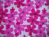 Printed Floral Knitted Fabric For Swimwear & Underwear