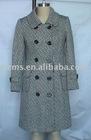 latest ladies' long coat