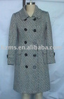 latest ladies' long coat