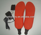 wireless remote control heated insoles
