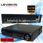 Cost-effective price 8ch HD-SDI 240fps CCTV DVR Recorder 8 channel cms h.264 dvr