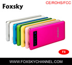 Exquisite power bank for Samsung galaxy s2 wireless charger