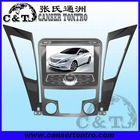 "7"" Special Car DVD Player, Car Original Fit DVD for HYUNDAI SONATA/I40/I45/I50 (2011) with GPS, ISDB-T/DVB-T etc"