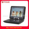 Portable DVD TV player