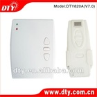 Multi-functional motor wireless remote control