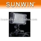 2x 96 Video Light Camera DV Camcorder Lighting+ Holder