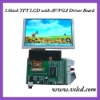 VGA controller board with 5.0 tft lcd