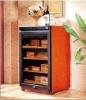 Wooden cigar cabinet