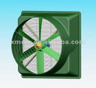 Portable ventilation fan for where you need to blow)